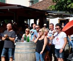 Mission T. 2017, Wein & Musik, Staufen